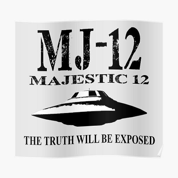 MAJESTIC 12 Poster