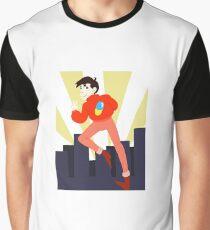 Kaneda Cityscape Graphic T-Shirt