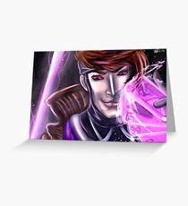 Gambit Headshot Greeting Card
