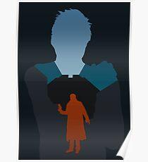 Batty/Deckard Poster