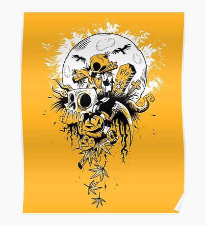 Samhain Scarecrow Poster