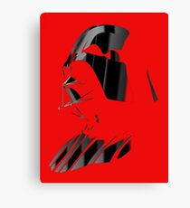 Sith Lord Canvas Print