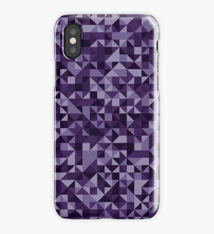 Mental Purple iPhone Case