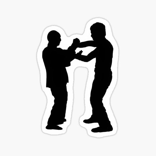 Wing Chun Masters 2021 Version G Sticker