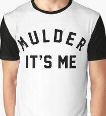 Mulder Its Me Graphic T-Shirt