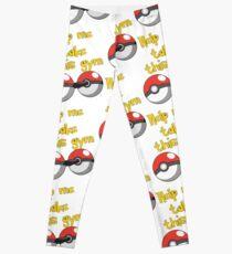 Help me take this Gym! - Pokemon Leggings