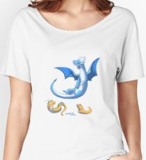Alola dragonite concept Women's Relaxed Fit T-Shirt