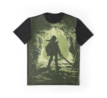Link Shadow Graphic T-Shirt