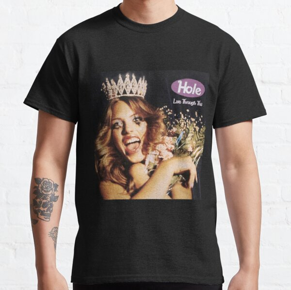 Live Through This Poster Classic T-Shirt