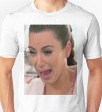 Kim Kardashian Face 2 Unisex T-Shirt