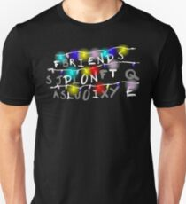 Stranger Things - Friends Don't Lie T-Shirt