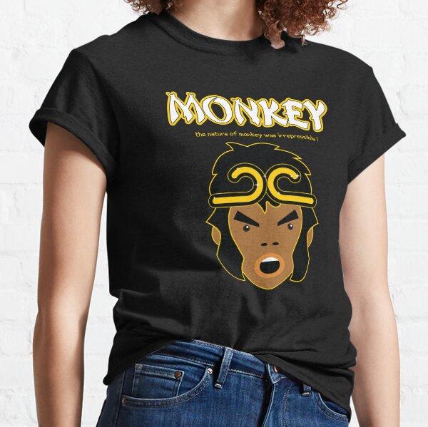 Monkey Magic - Skull Classic T-Shirt