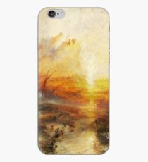 The Slave Ship by JMW Turner iPhone Case