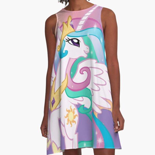 Princess Celestia A-Line Dress