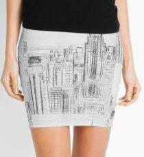 New York New York Mini Skirt