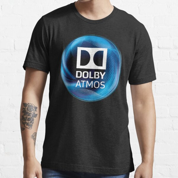 Unusual Exclusive Dolby Atmos Essential Design Essential T-Shirt