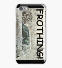 Froth Driving iPhone Case/Skin