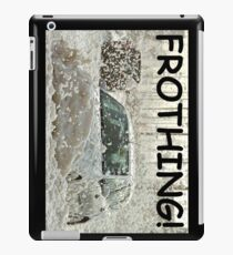 Froth Driving iPad Case/Skin