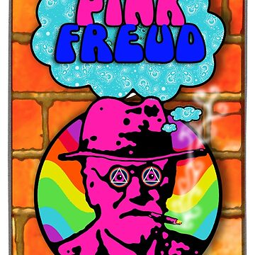 Pink Freud by javajohnart