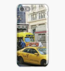 In The Morning on Market Street iPhone Case/Skin