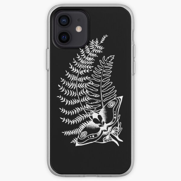 The Last of Us Ellie Tattoo *inspired* - White V2 iPhone Soft Case
