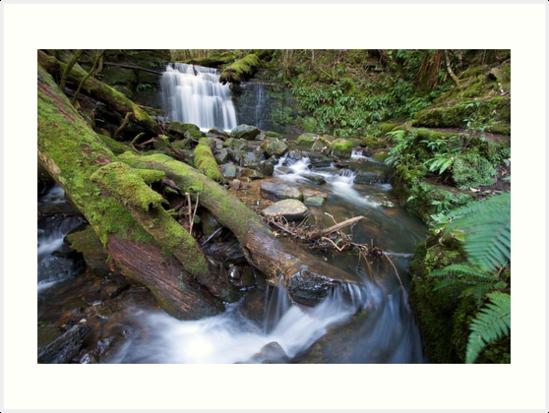 Strickland Falls by Ben Short