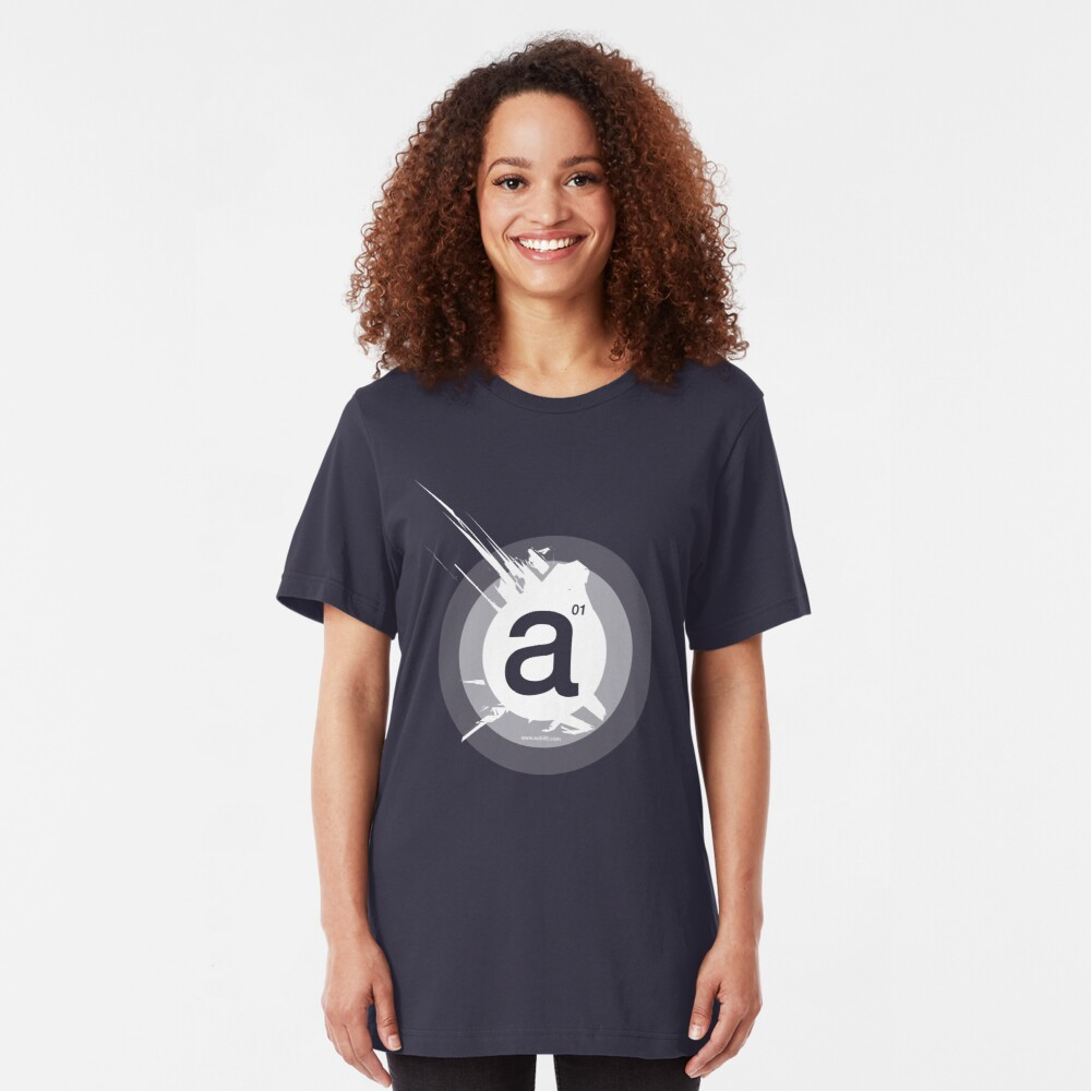 a - unicorn Slim Fit T-Shirt