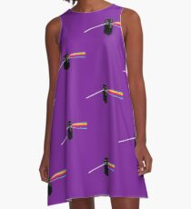 Dr Floyd A-Line Dress