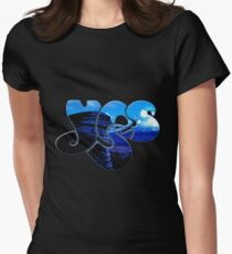 yes torlogo Women's Fitted T-Shirt