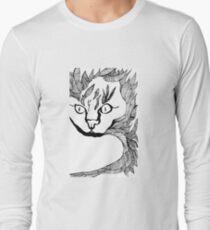 Leaf Cat Long Sleeve T-Shirt