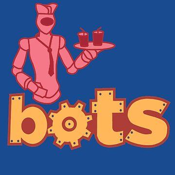 Bots 2 by Noveltee-Shirts