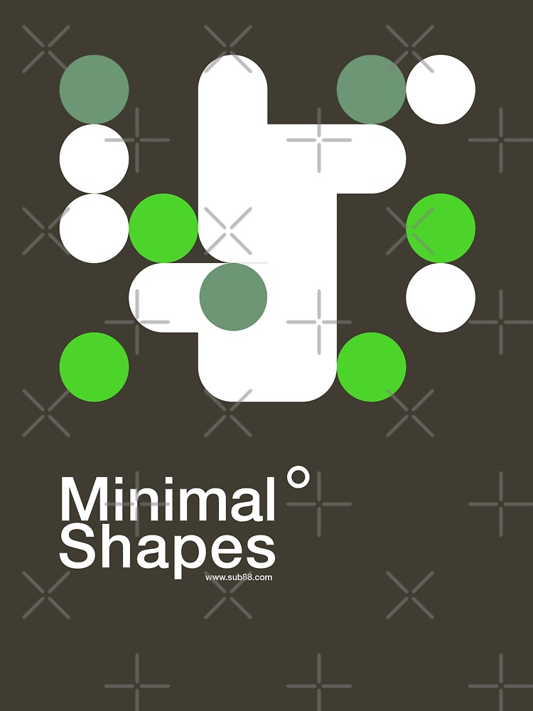 minimal shapes 002 by sub88