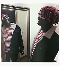 LIL YACHTY | MIRROR Poster