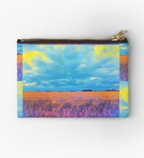 Abstract Photo Studio Pouch