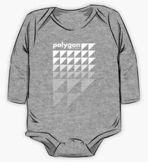 Polygon (w) One Piece - Long Sleeve