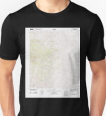 USGS TOPO Map Arizona AZ Beargrass Basin 20111110 TM T-Shirt