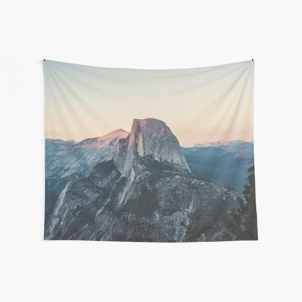 Half Dome Wandbehang
