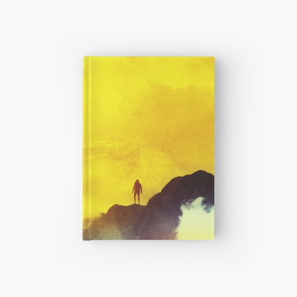 This volcano is mine Hardcover Journal