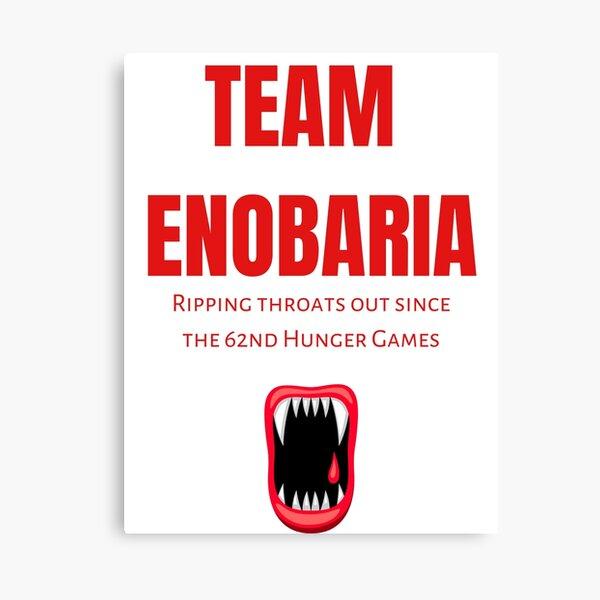 Team Enobaria Canvas Print