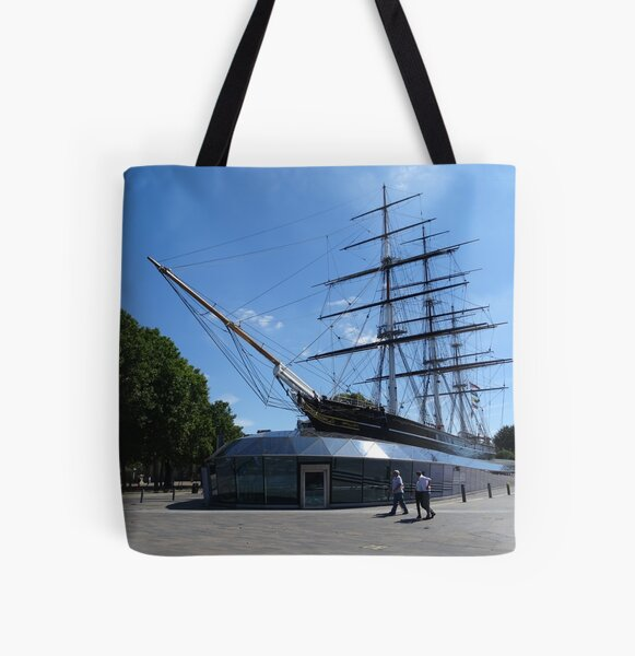 Little known facts Cutty Sark All Over Print Tote Bag