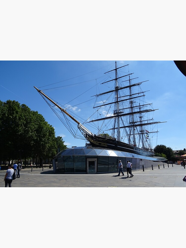Little known facts Cutty Sark by santoshputhran
