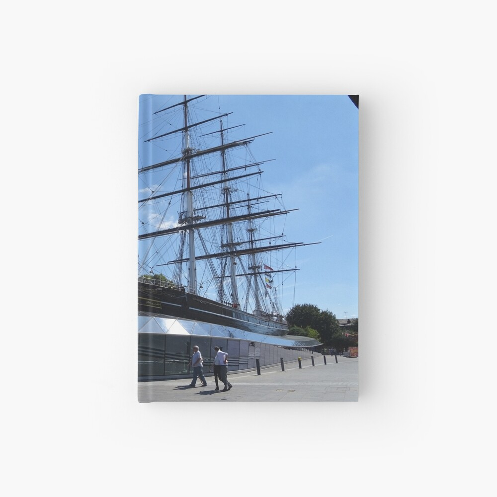 Little known facts Cutty Sark Hardcover Journal