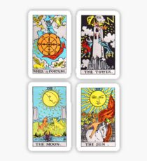 Tarot Sticker
