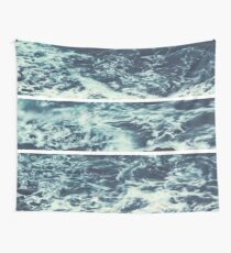 Saltwater Tryptych Wall Tapestry