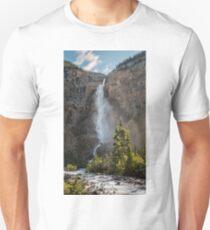 Takakkaw Falls British Columbia Unisex T-Shirt