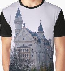 Neuschwanstein Graphic T-Shirt