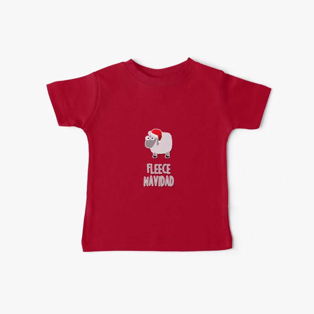 Vlies Navidad Baby T-Shirt