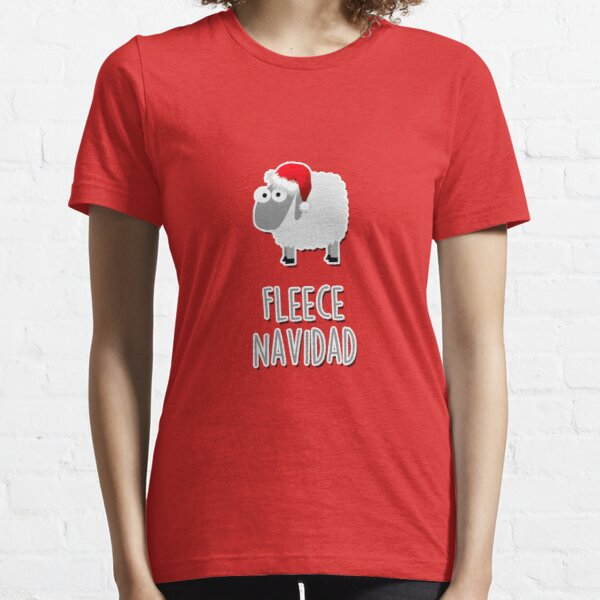 Fleece Navidad Essential T-Shirt
