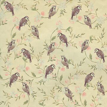 Love Birds  by shimmysharoo