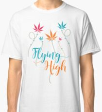 Flying High on Cannabis Classic T-Shirt